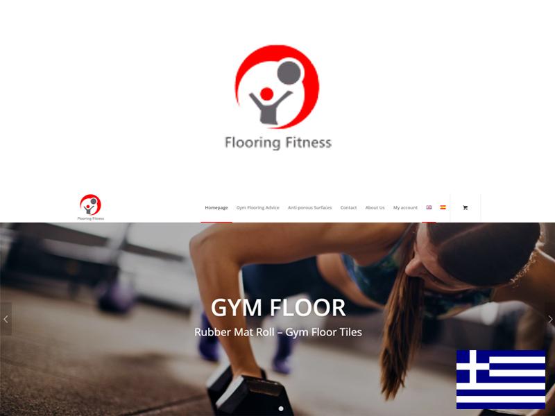 Kurumsal Web Tasarım - Flooring Fitness