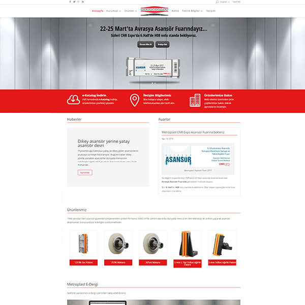 Kurumsal Web Tasarım
