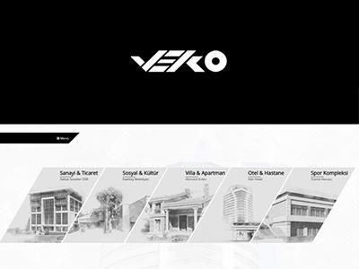 Özel Web Tasarımı Veko Proje